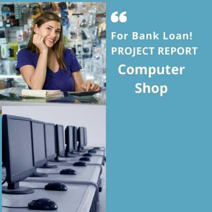 Computer Shop Project Report