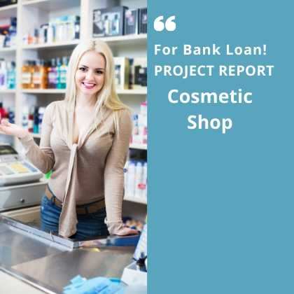 Cosmetic Shop Project Report