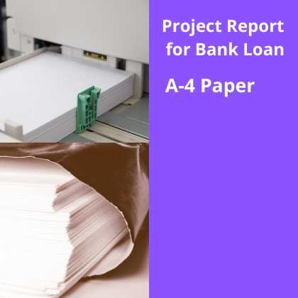 A-4 Paper Project report