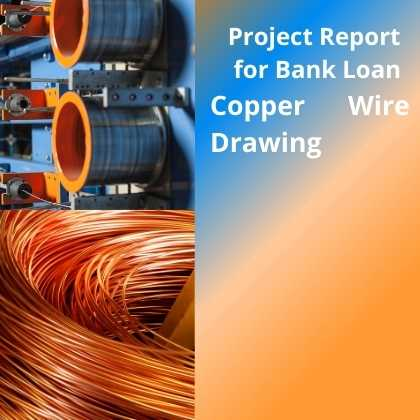 Copper Wire Drawing Project Report for Bank Loan
