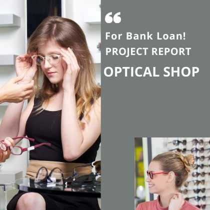 Optical Shop Project Report