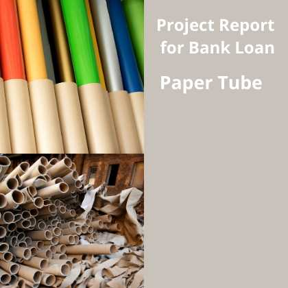 Paper Tube Project Report for Bank Loan