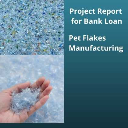 Pet Flakes Manufacturing Project Report for Bank Loan