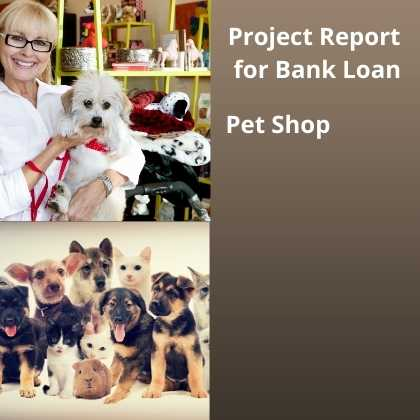 Pet Shop Project Report for Bank Loan