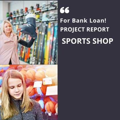 Sports Shop Project Report