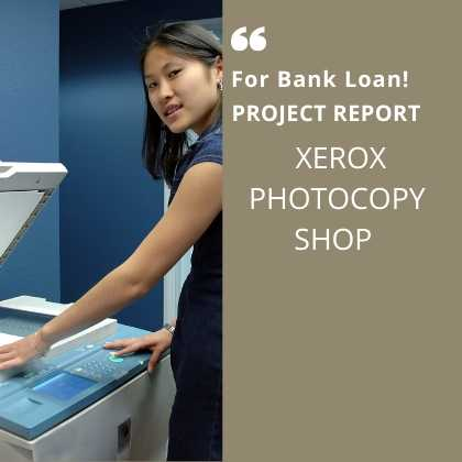 Xerox Photocopy Shop Project Report